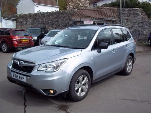 SOLD**2015 (15) SUBARU FORESTER 2.0D X**SOLD