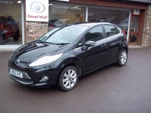 2011 FORD FIESTA 1.4 ZETEC- Manual