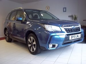 2019 SUBARU FORESTER 2.0i XE Premium CVT/Auto Eyesight