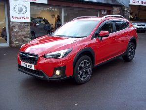 2018(18) SUBARU New XV 1.6i SE **Only 2000miles**
