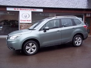 2015(64) SUBARU FORESTER 2.0DXC MANUAL