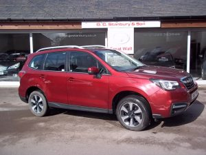 2018(18) SUBARU FORESTER 2.0 XE PREMIUM MANUAL