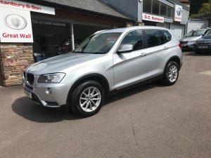 2011(11) BMW X3 XDRIVE 4X4 2.0D AUTO