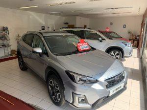 2019(69) SUBARU NEW MODEL  XV 2.0SE E-BOXER CVT/AUTO